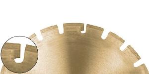 Diamanttrennscheibe 600 mm mieten leihen