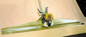 Beton-Abziehpatsche Benzin oder elektrisch mieten leihen