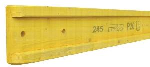 Holz-Schalungsträger mieten leihen