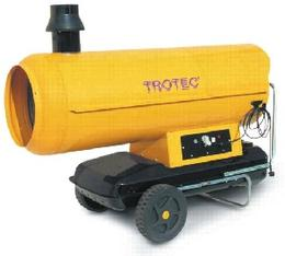 Öl-Heizgerät bis 50 kW mieten leihen