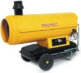 Öl-Heizgerät bis 80 kW mieten leihen